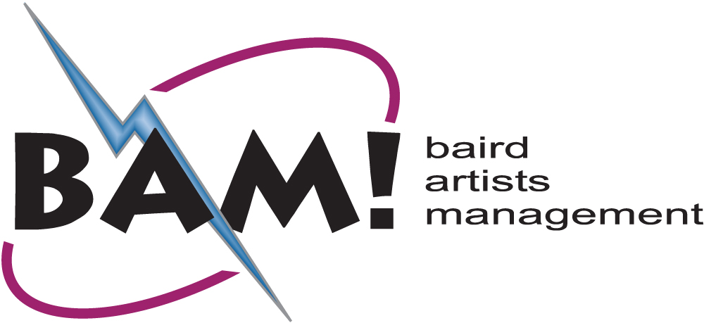 BAM! Baird Artists Management Logo