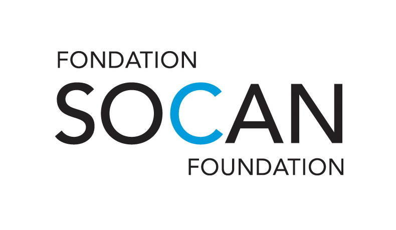 SOCAN Foundation Logo